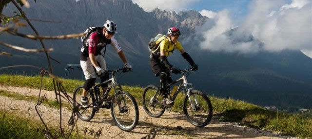 The Dolomiti Bike School