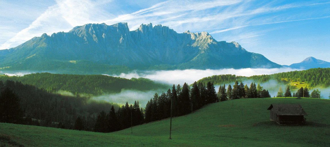Holidays in the Ega Valley – In the heart of the Dolomites