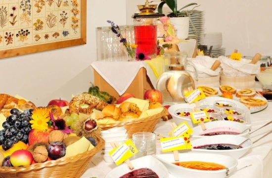 Frühstück Geigerhof 2