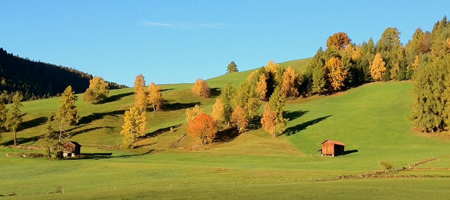 Pauschalangebot: Spätsommer in den Dolomiten und der Tinktur