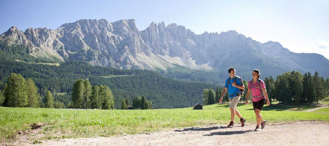 Vacation in the holiday region Catinaccio/Latemar – Dream holidays in the Dolomites